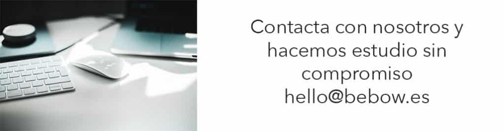 Banner de contacto