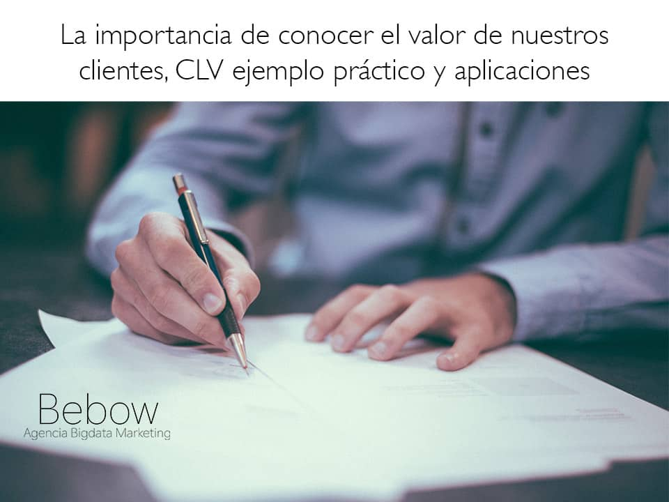 Calculo CLV